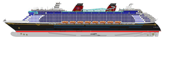 Disney Dream by dale88rules