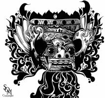 Barong by splashesofmonochrome