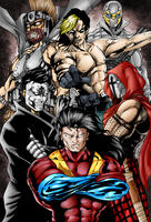 BK epic collab by wansworld