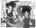 Doujin - for QueenSaiyajin by Hollyberry52