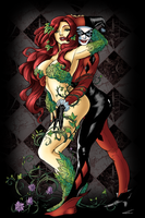 Harley and Ivy by Furlani