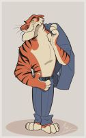 Shere Khan by dodgyrommer