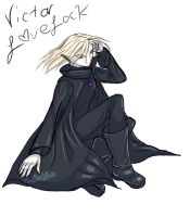 Victor Lovelock by Nightmaria