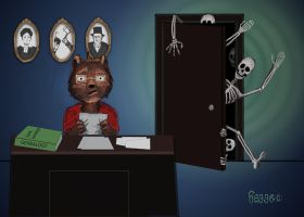 Skeletons In The Closet by Hagge