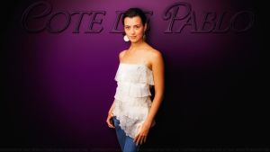 Young Cote De Pablo by Dave-Daring