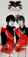 JANUS - Prince Twins - fanart by e11ie