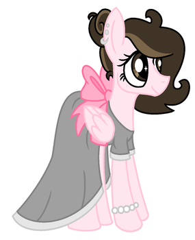 Thorn Rose in Gala Dress #1 by MLPThornRose
