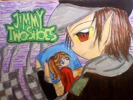 Jimmy Two-Shoes - Peep Manga Style by MarionetteJ2X