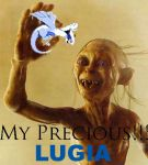 My Precious LUGIA! by iCrave4Anime