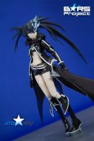 Black Rock Shooter L by fearangel014