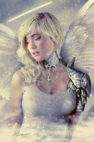 Beautiful Guardian Angel by assassin0109