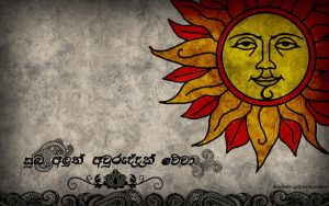 Sinhala Hindu New Year 2012 by i-am-71