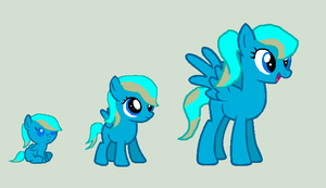 Silverwind through the years by vega37