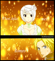 StingYu - When Juliet met Romeo .. by felixne