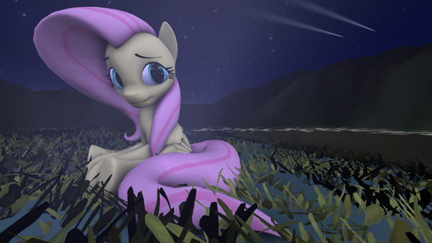 Take a walk before the dawn by Ghost3641