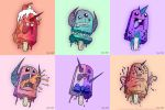 I Scream mini series by Craniata