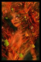Autumn Fire by Rickbw1