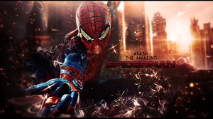 The Amazing Spiderman by Akashishere