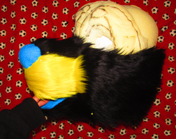 fursuit making is fun by lX-Soulmate-Xl