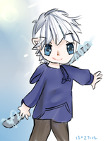 + :. Rise of the Guardians: :. Jack Frost + by PastelLights