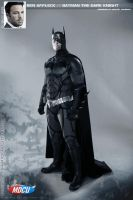 Ben Affleck as Batman The Dark Knight by FastMike
