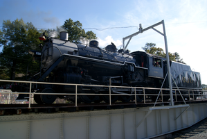 Southern 630 on the turntable by JamesT4