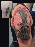 Bane tattoo by mil5