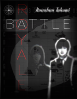 Battle Royale Cover by 4thElementGraphics
