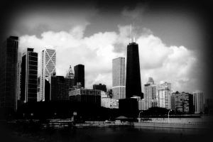 View from Navy Pier by cmhooley
