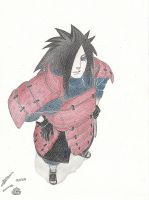 Madara Uchiha by Blackfire-92430