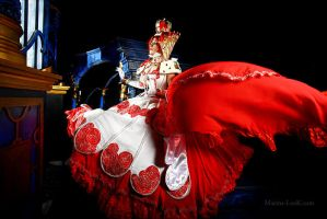 Trinity Blood: Red rose by Astarohime
