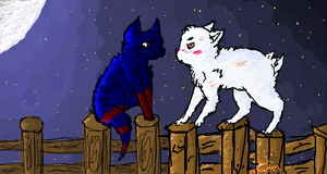 Iscribble with Fantazerosugar by Sparkylovecupcakes