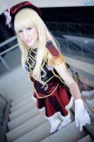 Sheryl Nome - I hope you enjoy your ride! by polycrystal