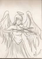 Violin Angel anime by xx-vampgirl15-xx