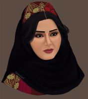 Reem Abdullah by GreenishQ8