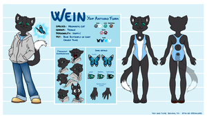 Wein (Yop anthro form) by Wyn-de-Weynilard