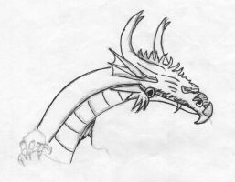 My First Dragon by kameel