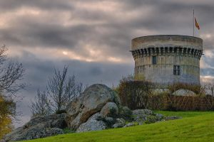falaise2 Calvados France by hubert61