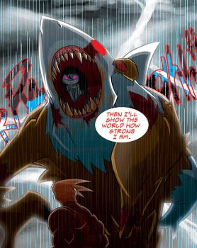 Zombie Shark Bear Ep 1 - Break The Skin Page 83 by gpanthony