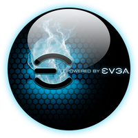 EVGA Glowing Glass Orb by climber07
