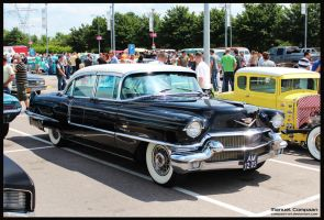 1956 Cadillac Fleetwood by compaan-art