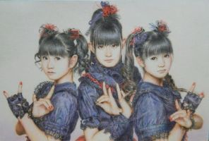 We are BABYMETAL!!! by HEKIIMETAL