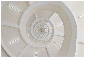 Spiral Stairs C by nicky2003