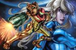 Samus colors by vic55b