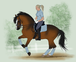 Trainingtime by Tigra1988