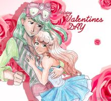 Happy Valentines - Ethan and Idoia by Happy-every-day