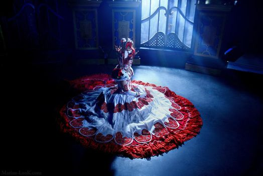 Trinity Blood: Albion's hope by Astarohime