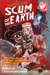 Scum of the Earth BookOne cover by robcroonenborghs
