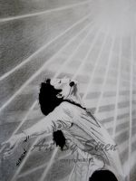 Omnipotence -Feb 13, 2012 - Michael Jackson by ArtbySiren