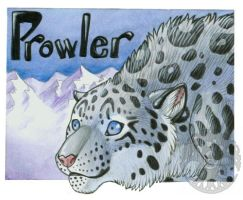 Prowler Badge by KatieHofgard